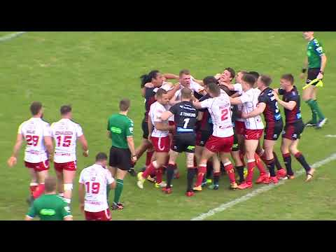 Hull KR v Wigan Warriors, Ladbrokes Challenge Cup Round 6, 13.05.18