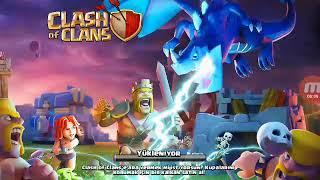 İlk videom clash of clans la başlayalım dedik