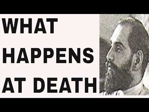 What Happens At Death - Vision from Sadhu Sundar Singh