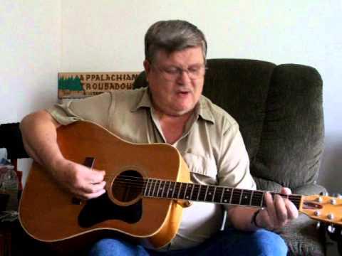 Groundhog - An American Folk Song - Sung by Tony Thomas