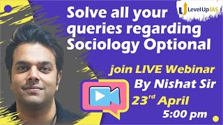 Sociology Optional Strategy for UPSC.