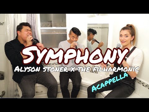 Clean Bandit ft. Zara Larsson - Symphony | Cover by Alyson Stoner ft The Filharmonic