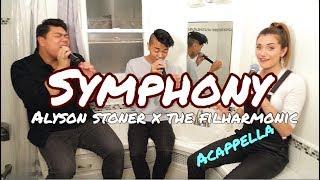 Clean Bandit ft. Zara Larsson - Symphony | Cover by Alyson Stoner ft The Filharmonic