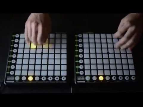 DJ Com Habilidade Incrível com DJ Launchpad de 128 Teclas!