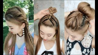 Huong Dan Tet Toc Dep Don Gian De Lam - Easy Hairstyles Tutorials For Girls #5