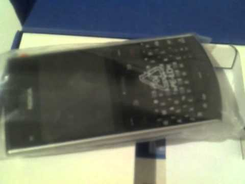 Nokia x2-01 unboxing.3gp