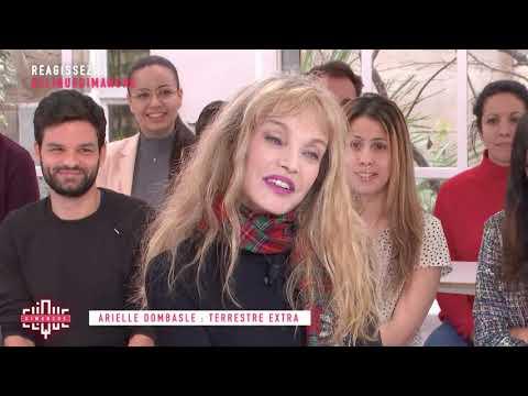 Arielle Dombasle : Terrestre Extra - Clique Dimanche  - CANAL+