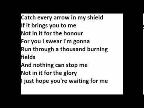 Dami Im Gladiator Lyrics