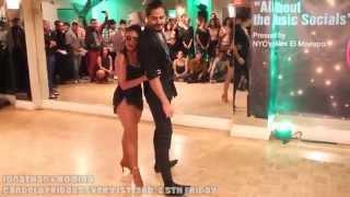 Jonathan Godinez & Romina Ritz | Candela Fridays Latin Mix Salsa Dura Nights
