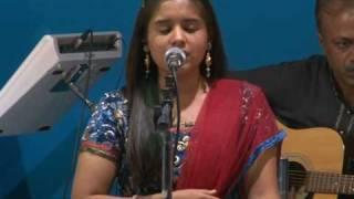 Aishwarya Majumdar singing 'Suku Mevad -  Meera song' composed by Rathin Mehta