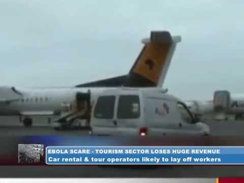 EBOLA SCARE AFFECT TOURISM INDUSTRY PLAYERS IN GHANA
