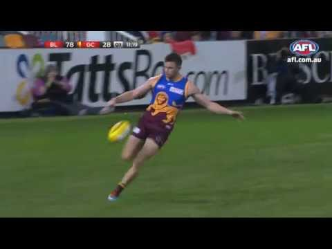 Pearce Hanley - AFL Goal of the Year - Round 18