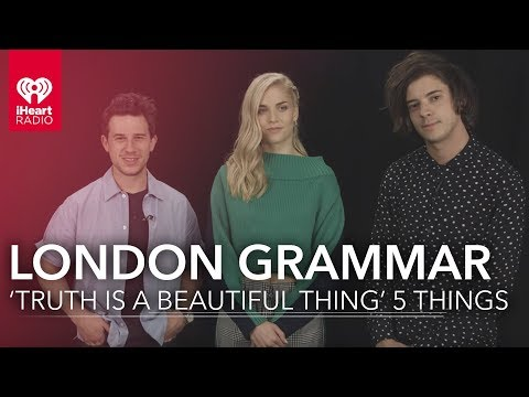 5 London Grammar Facts | 5 Things