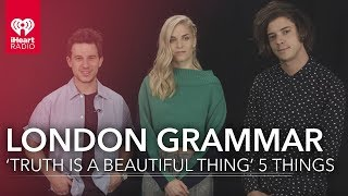 5 London Grammar Facts 5 Things