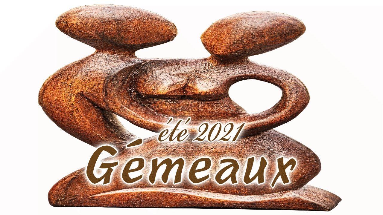 GEMEAUX - Vie sentimentale été 2021