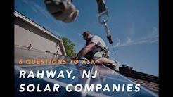 Solar Companies In Rahway NJ 07065
