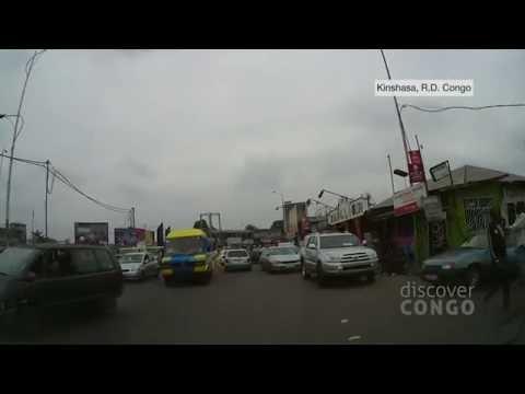 Découvrez Kinshasa : Du Centre supérieur militaire à Kintambo Magasin