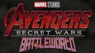 AVENGERS 5 SECRET WARS: BATTLEWORLD - MCU Phase 5 Explained