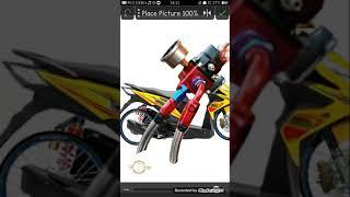 Gambar cover Tutorial design motor apk picsay pro + link mentahan