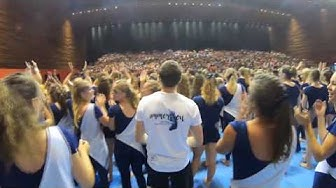 World Gymnaestrada 2019 - SUI24  Groupe Fribourg - IMMERSION