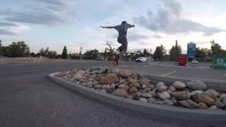 Fresh and clean new quad skates