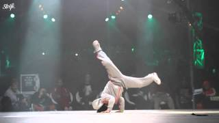 6 yr old bgirl Terra - STRIFE.TV - Chelles Battle Pro Baby 2013 Highlights.mp4