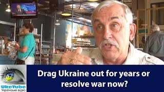 Time for Ukraine to push Russia back, Walter Kish - Preview