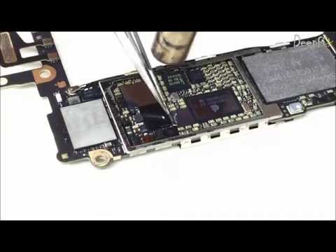 Iphone  Baseband Ic Replacement
