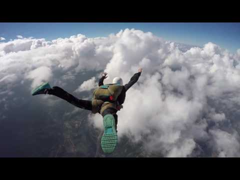 Skydive Algeria -Level 1- GAP Tallard