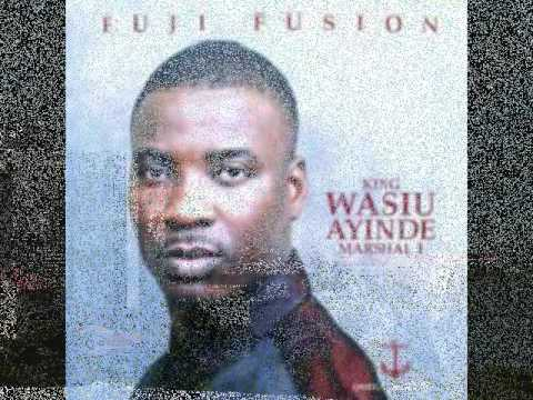 Download KING AYINDE WASIU-live play @ NJ 1/2(audio)