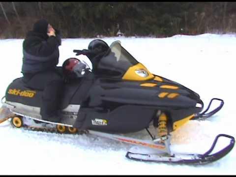 2000 MXZ 700 SkiDoo: I'm Back for one more  YouTube