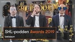SHL-podden Awards 2019