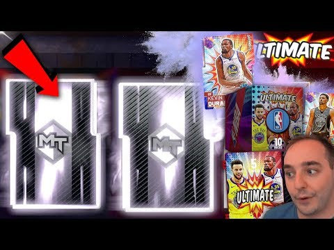 NBA 2K19 My Team ULTIMATE GALAXY OPAL PACKS! THESE PACKS ARE LOADED!!!