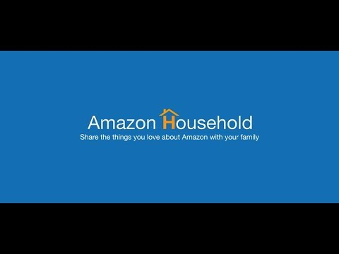 What is Amazon Household