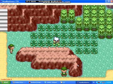 Pokemon Emerald .How To Get Pokemon Legend Entei [[TUTORIAL]]