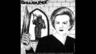 Discharge - Where There Is A Will There Is A Way (With Lyrics in the Description) UK82