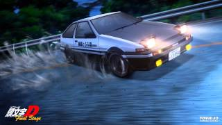Initial D Final Stage OST Eurobeat [Act 3] - Strike On - M.O.V.E