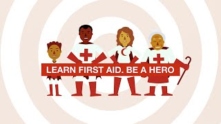 Be a hero Save lives