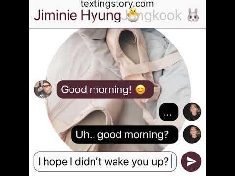 "DATS: (Jikook Texting Story) EP5 ""You like me?"""