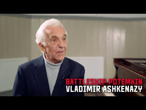 Voices of Revolution: Battleship Potemkin Intro with Vladimir Ashkenazy & Martin Sixsmith