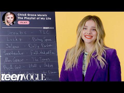 Chloë Grace Moretz Creates The Playlist Of Her Life | Teen Vogue