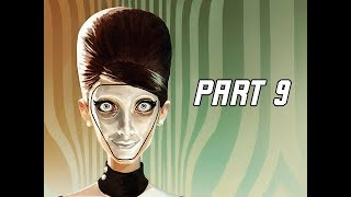 WE HAPPY FEW Walkthrough Part 9 - Press Pass (PC Let's Play Commentary)