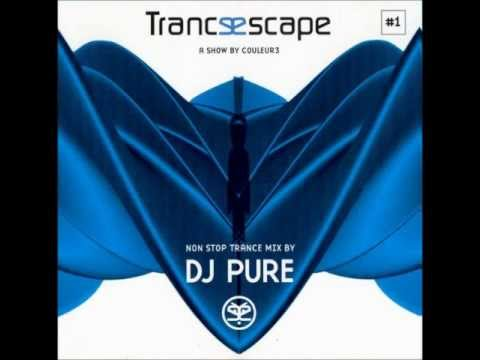 Tranceescape Vol 1 mixed by DJ Pure