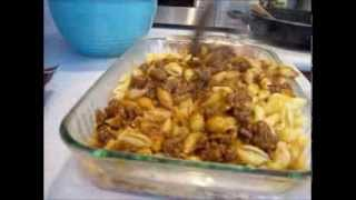 Cooking W/ Gradysmom13: Cheesy Taco Pasta Bake