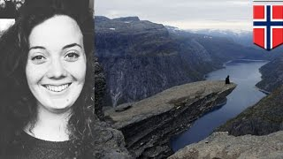 Australian exchange student dies after falling off cliff in Norway - Tomonews