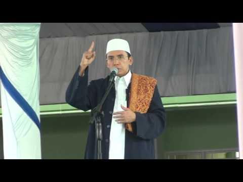Pidato TGB (Dr. TGKH. M. Zainul Majdi, Ma) di Hultah NWDI ke 77 Pancor bagian ke-2