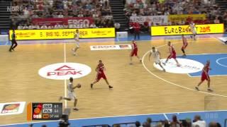 Dirk Nowitzki - Highlights vs Poland (2015.08.22)