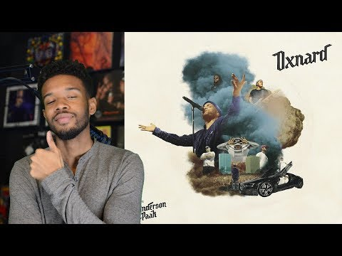 Anderson .Paak - OXNARD Final Thoughts