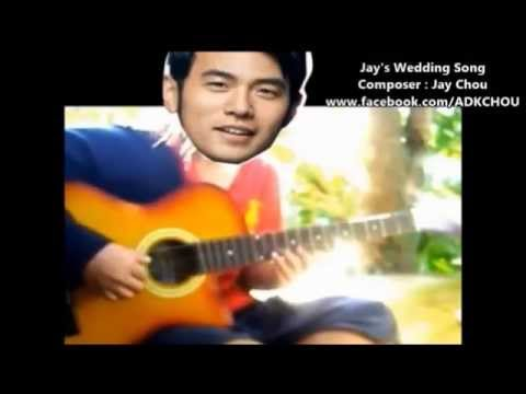 [A.D.K Chou] Jay Chou's Wedding Song - Classical Guitar Cover