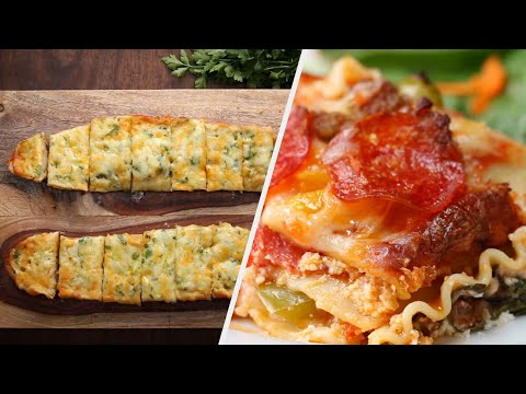 Family-Friendly Weeknight Lasagna Dinner •Tasty